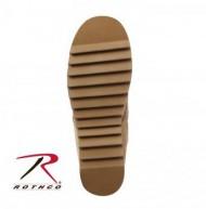 Rothco G.I. Type Ripple Sole Desert Tan Jungle Boots2
