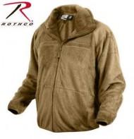 fleece brown