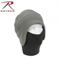 fleece ice cap with face cover